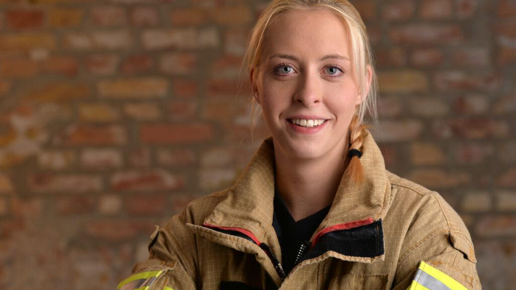 Portrait von Stefanie Erbe
