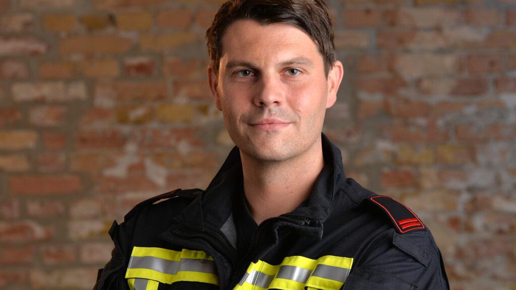 Portrait von Christoph Berg